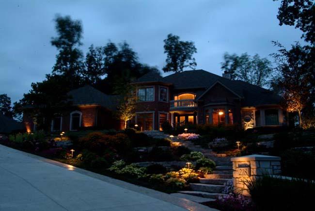 Landscape home10 0 · landscaping lights 2 0